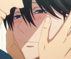 anime, yaoi, and seme image