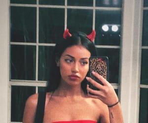 cindy kimberly, girl, and Halloween image