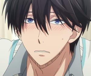 anime, boys, and saijou takato image