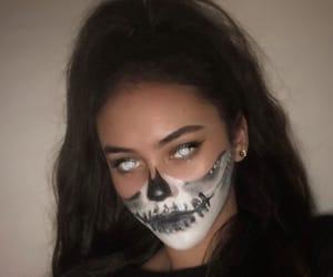 Halloween, makeup, and season image