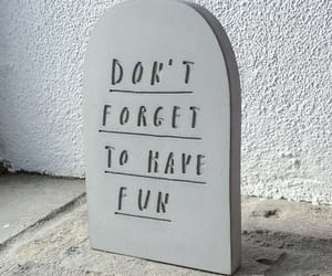 advice, tombstone, and words image