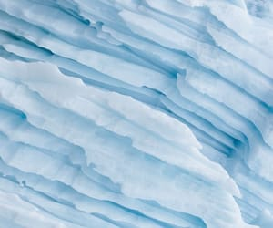 blue, ice, and aesthetic image