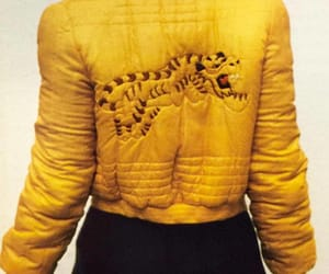 jackets, quilting, and yellow image