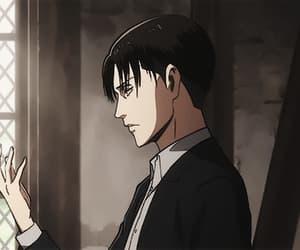 gif, shingeki no kyojin, and season 3 image