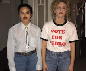 camila mendes, riverdale, and lili reinhart image