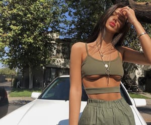 fashion, sahar luna, and model image
