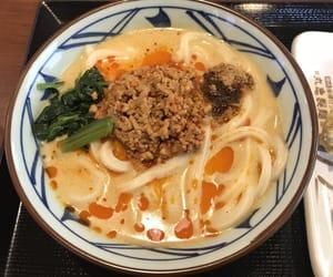 食べ物, うどん, and 旨辛 image