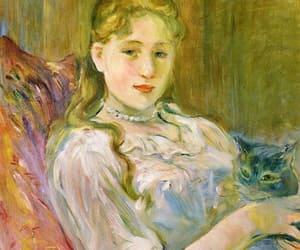 19th century, art, and impressionism image