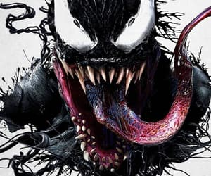 happy birthday, Marvel, and venom image