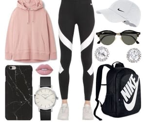 clothes, fitness, and outfit image