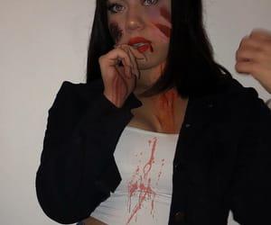 costume, Jennifers Body, and makeup image