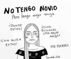 frases en español and mejor amiga image