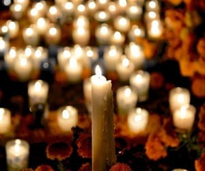 autumn, october, and candle image