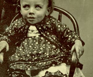 black and white, scary, and vintage image