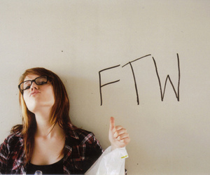 FTW, Fuck The World, and whiteboard image