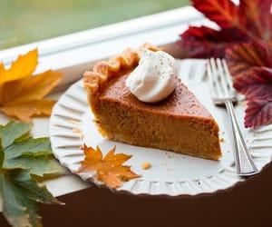 dessert, Pumpkin Pie, and recipe image
