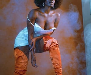 africa, Afro, and beauty image