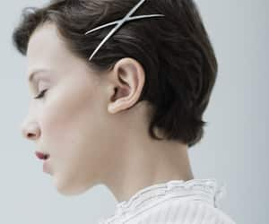 girl, wow, and millie bobby brown image