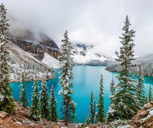 canada, fog, and goals image