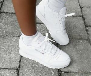 girls, mode, and white socks image