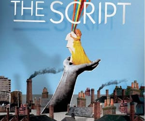 album covers, music, and the script image