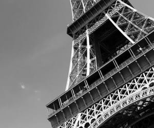 france, monument, and tour eiffel image