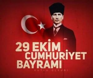 turkiye, bayram, and cumhuriyet image