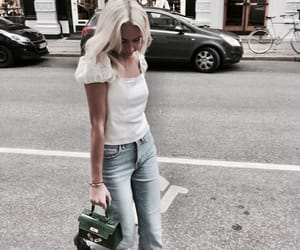 blonde, chic, and copenhagen image