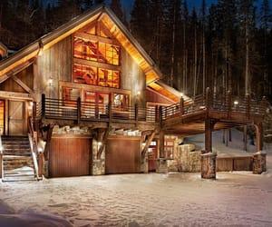 colorado, snow, and vacation image
