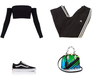 Polyvore and outfit image