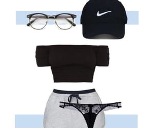 Polyvore and nike image