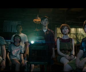 it, Stephen King, and finn wolfhard image