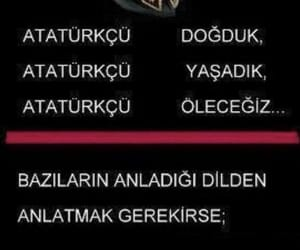 atatürk, cumhuriyet, and 29 ekim image