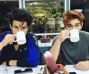 riverdale, boy, and charles melton image