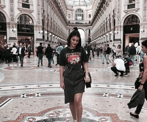 fashion, girls, and milan image