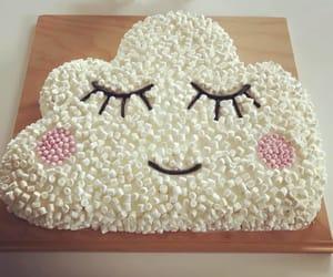 söt, moln, and tårta image