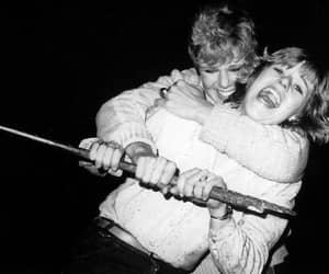 friday the 13th, betsy palmer, and adreienne king image