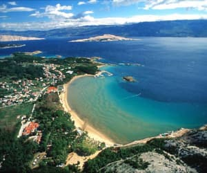 Croatia and sea image