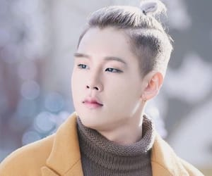 kpop, monsta x, and jooheon image