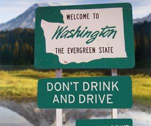 places, usa, and washington state image
