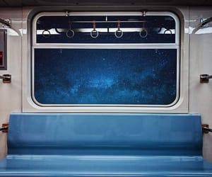 beautiful, galaxy, and night image