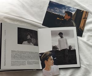 aesthetic, book, and exo image