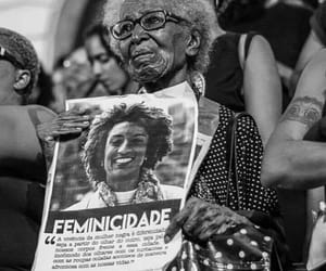 brasil, presente, and marielle image