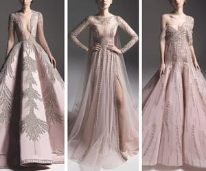 beautiful, dresses, and perfectly image