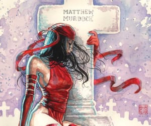 daredevil, Marvel, and matt murdock image