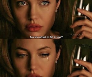 Angelina Jolie, cry, and movie image