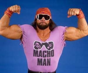 wwe, macho man randy savage, and randy savage image