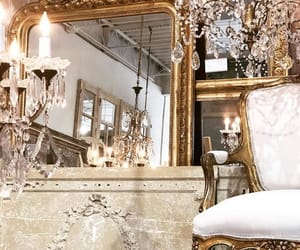 decor, romantic, and vintage image