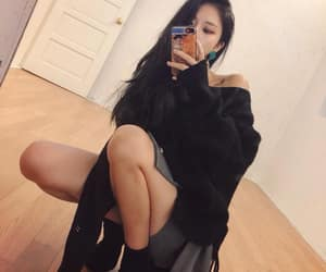 tumblr, ulzzang, and girls korean image