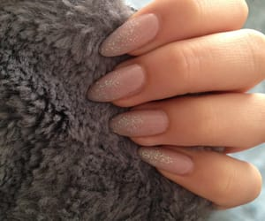 grey, gris, and nails image